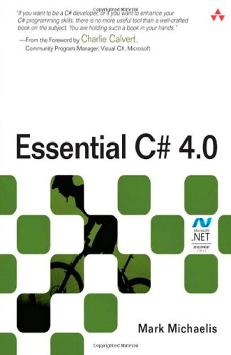 Essential C# 4.0 (3rd Edition) (Microsoft Windows Development Series), Paperback, 3 Edition by Michaelis, Mark (Used)