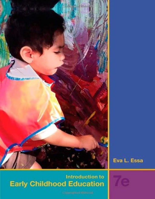 Introduction to Early Childhood Education, Hardcover, 7 Edition by Essa, Eva L.