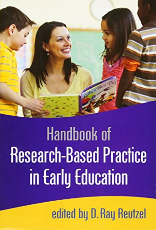 Handbook of Research-Based Practice in Early Education, Paperback, Illustrated Edition by Reutzel, D. Ray (Used)