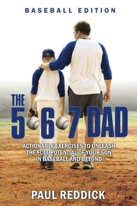 5-6-7 Dad - Baseball Edition, Paperback by Reddick, Paul (Used)
