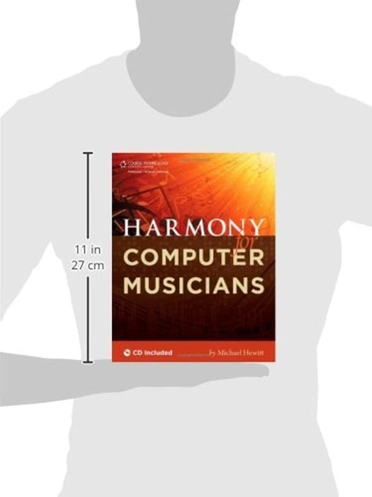 Harmony for Computer Musicians, Paperback, 1 Edition by Hewitt, Michael (Used)