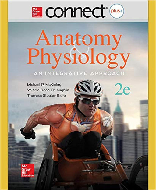 Connect Access Card for Anatomy & Physiology, Printed Access Code, 2 Edition by McKinley, Michael