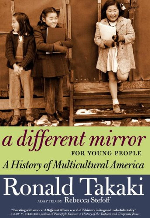 A Different Mirror for Young People: A History of Multicultural America (For Young People Series), Hardcover by Stefoff, Rebecca (Used)
