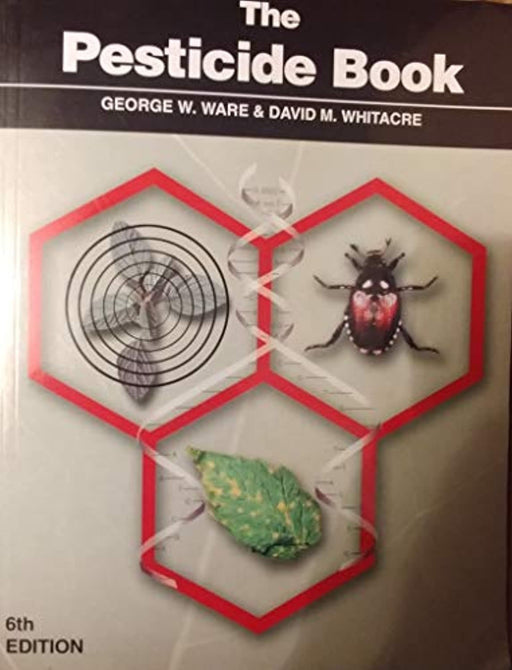 Pesticide Book, Paperback by George W. Ware (Used)