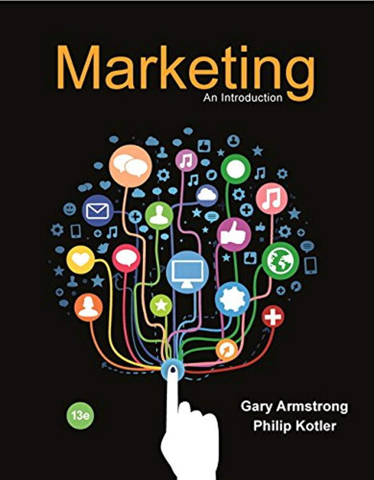 Marketing: An Introduction (13th Edition), Paperback, 13 Edition by Armstrong, Gary