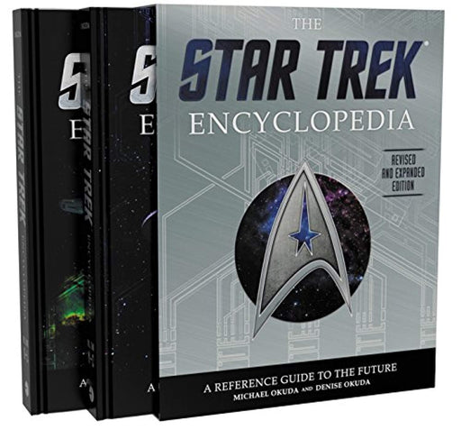 The Star Trek Encyclopedia, Revised and Expanded Edition: A Reference Guide to the Future, Hardcover, Expanded, Revised Edition by Okuda, Michael