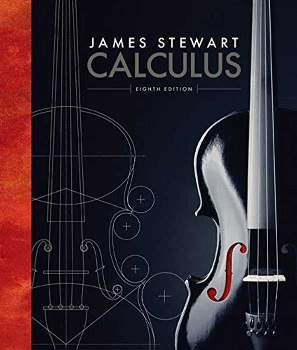Calculus, Hardcover, 8 Edition by Stewart, James (Used)