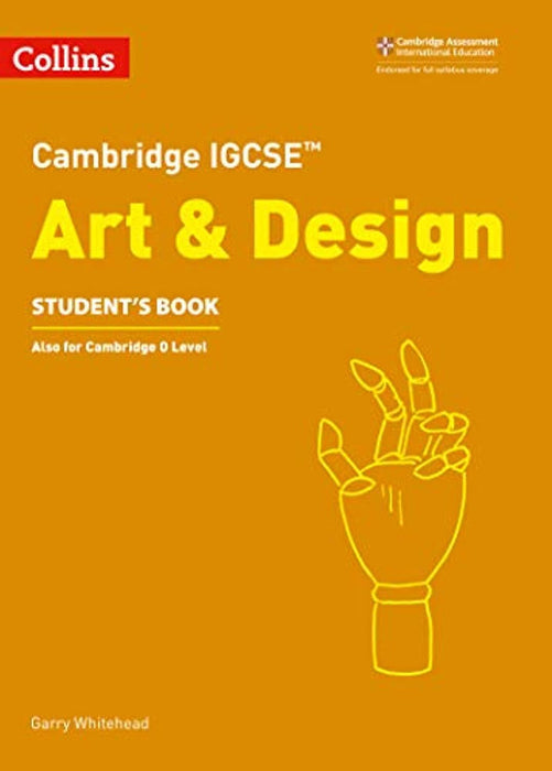 Cambridge IGCSE® Art and Design Student Book (Cambridge International Examinations), Paperback by Collins UK (Used)
