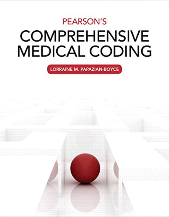 Comprehensive Medical Coding Plus MyLab Health Professions with Pearson eText for MIBC--Access Card Package, Misc. Supplies, 1 Edition by Papazian-Boyce, Lorraine M.