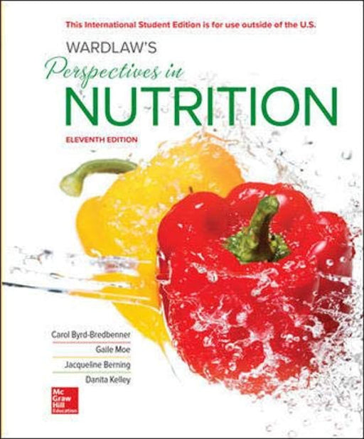 Wardlaw's Perspectives in Nutrition 11th Edition, Paperback, 11 Edition by Byrd-Bredbenner, Carol (Used)