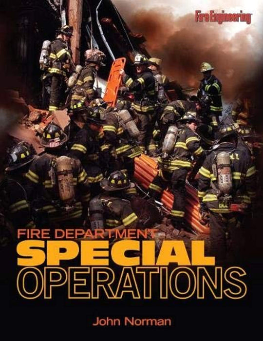Fire Department Special Operations, Hardcover, Illustrated Edition by Norman, John (Used)