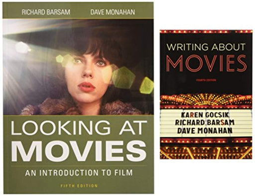 Looking at Movies and Writing About Movies (Fifth Edition), Paperback, Fifth Edition by Barsam, Richard