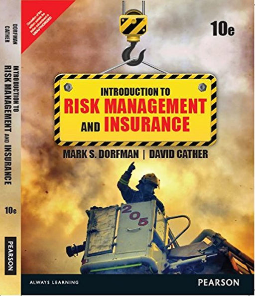 Introduction to Risk Management and Insurance, Paperback, Tenth Edition by Dorfman, Cather (Used)