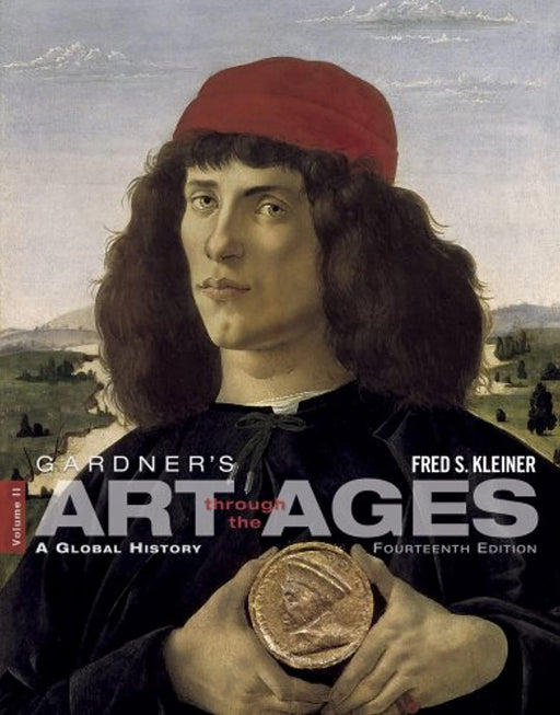 Gardner's Art through the Ages: A Global History, Volume II (Book Only), Paperback, 14 Edition by Kleiner, Fred S. (Used)