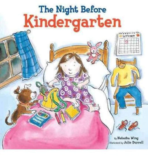 The Night Before Kindergarten, Paperback by Wing, Natasha (Used)