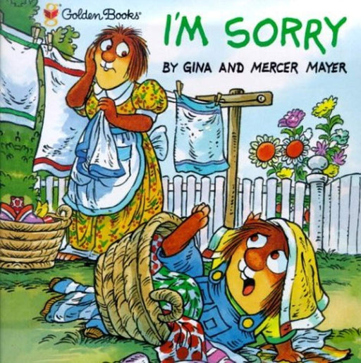 I'm Sorry (Look-Look), Paperback by Mayer, Mercer (Used)