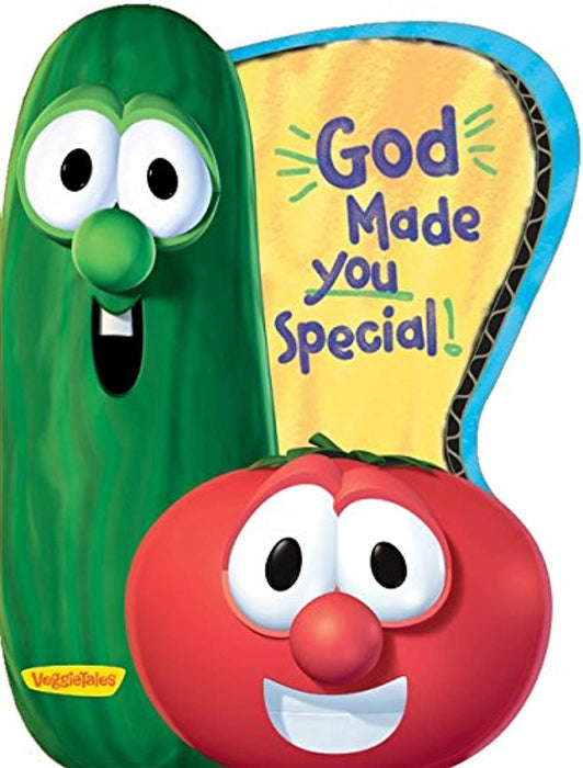 God Made You Special, Board book, Illustrated Edition by Metaxas, Eric (Used)