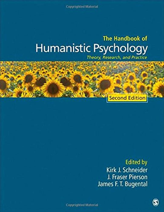 The Handbook of Humanistic Psychology: Theory, Research, and Practice, Paperback, Second Edition by Schneider, Kirk J.