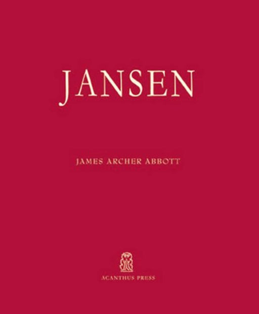 Jansen (20th Century Decorators), Hardcover by James Archer Abbott
