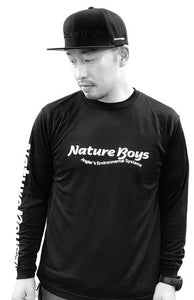 NatureBoys UV Guard Tshirts/UVガードTシャツ