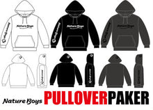 Load image into Gallery viewer, NatureBoys PULLOVERPAKER/プルオーバーパーカー