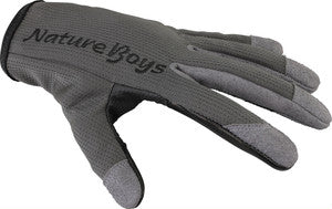 NatureBoys Leather Finger Glove/レザーフィンガーグローブ