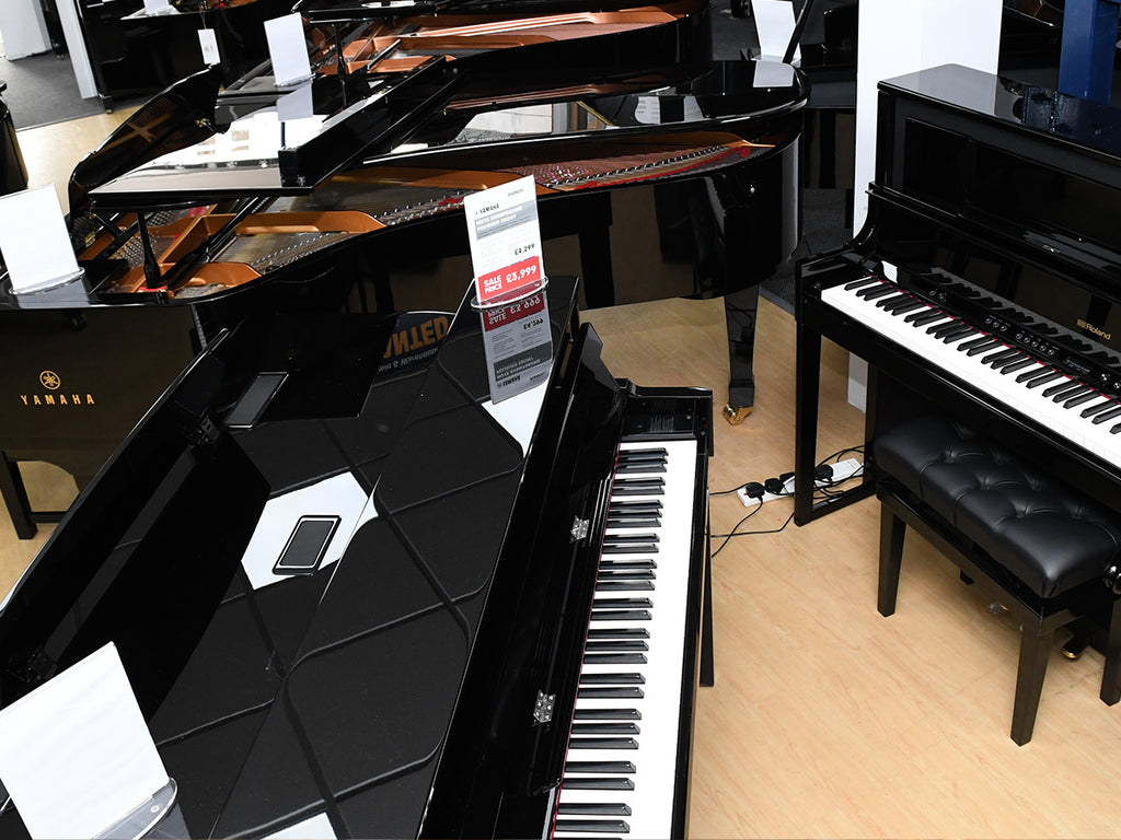 What type of piano should I choose?