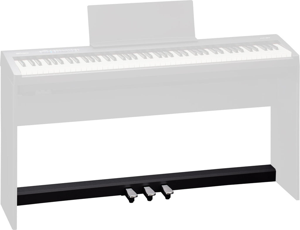 Pedal Unit For Roland Fp 30 Stage Piano Chamberlain Pianos