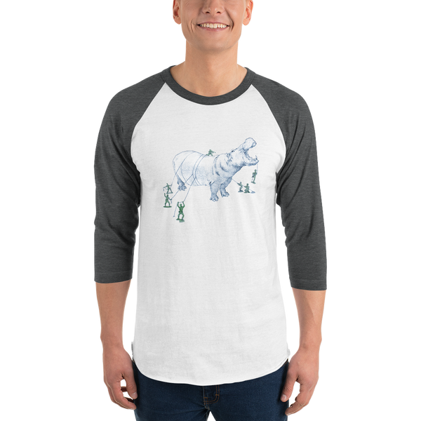 Hippo Army Men Shirt