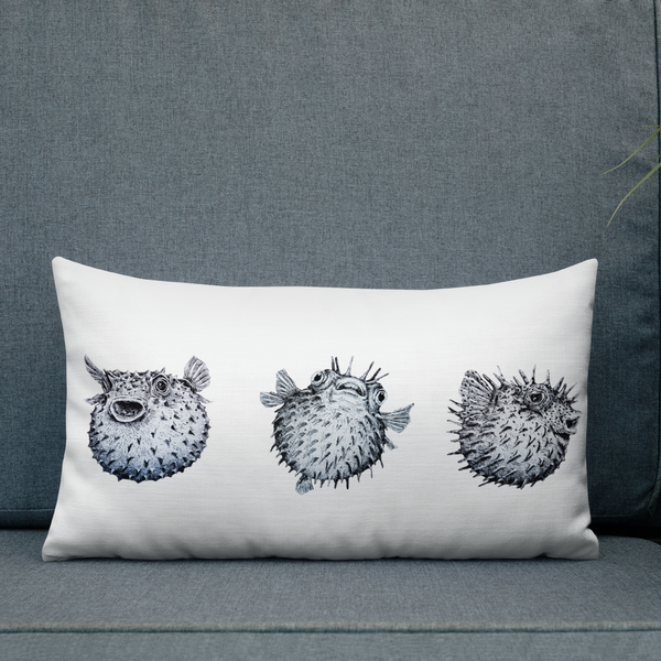 Puffies! Collection Premium Pillow