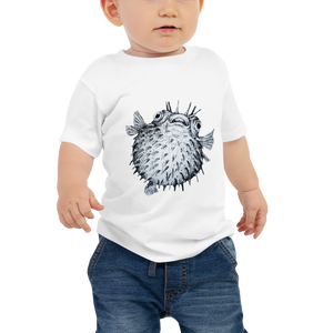 Pufferfish Baby Shirt