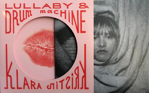 Lullaby & Drum-machine 180gr. vinyl pink/red 1. edition