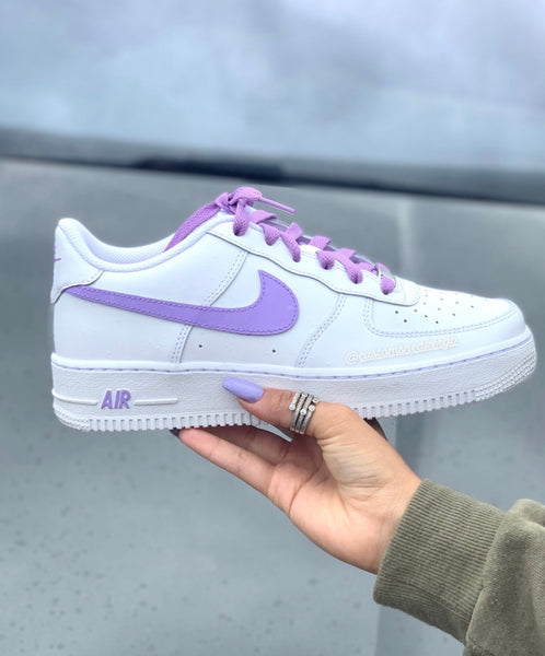 air force 1 lilac