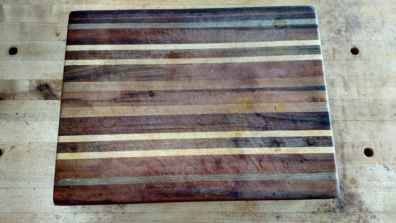 Cutting Board 101: Restoration