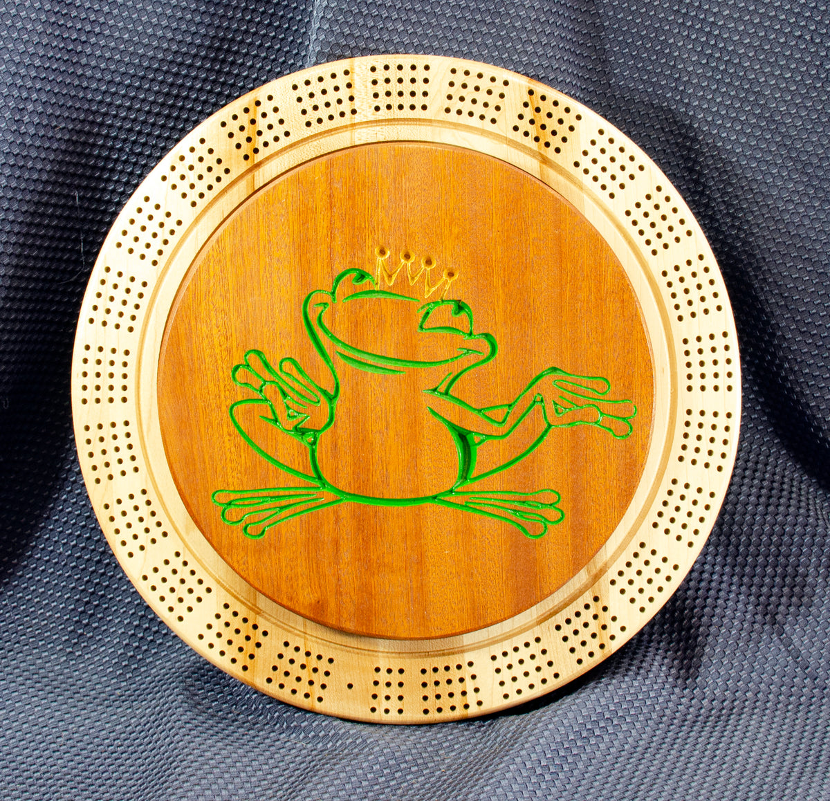 Cribbage Boards: 4 Player