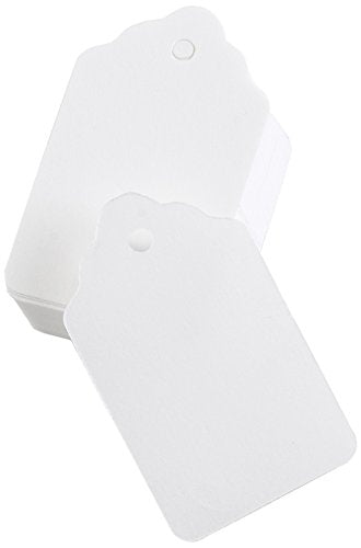 Garvey Products Freedom Pre-Cut Tags, 1,000/Box (TAGS-44100)