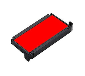 Stamps By SPC // Ideal/Trodat 4912 Replacement Pad // RED INK // Perfect For All Ideal/Trodat 4912 Self-Inking Stamps! - Extend Stamp Life Or Change Ink Color!
