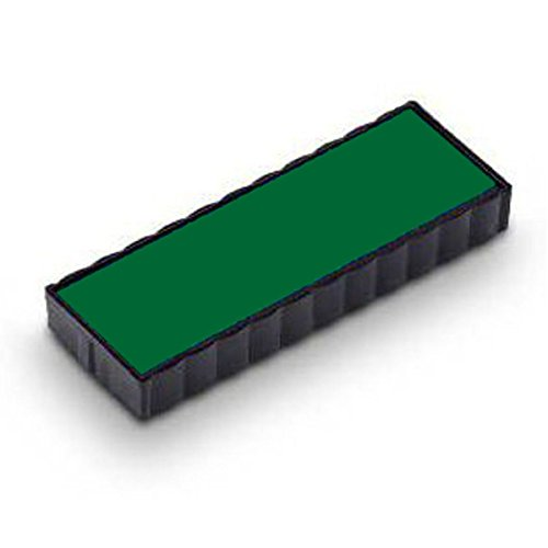 6/4817, GREEN Replacement Ink Pad for Trodat 4817 dater and 48313 number stamps