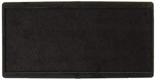 COSCO 2000 PLUS Replacement Ink Pad for Printer P40 and Dual Pad Printer P40, Black (COS065471)