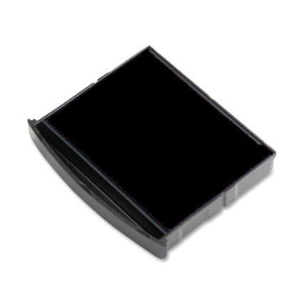 Black 2300 Replacement Pad for Cosco 2000 Plus 2160, 2360, 2100, 2300, 2015, 2020, 2006, S 360, S 300 Self-inking Stamps
