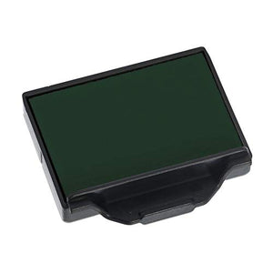 6/50 Replacement Pad for Trodat 5030, 5430, 5435 Self-Inking Stamp, GREEN Ink