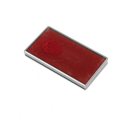 COS065353 - Red Replacement Ink Pad for Printer P60