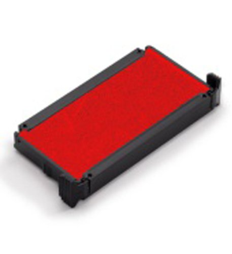 RED NEW Replacement Ink Pad for TRODAT Printy 4912 Self Inking Stamps
