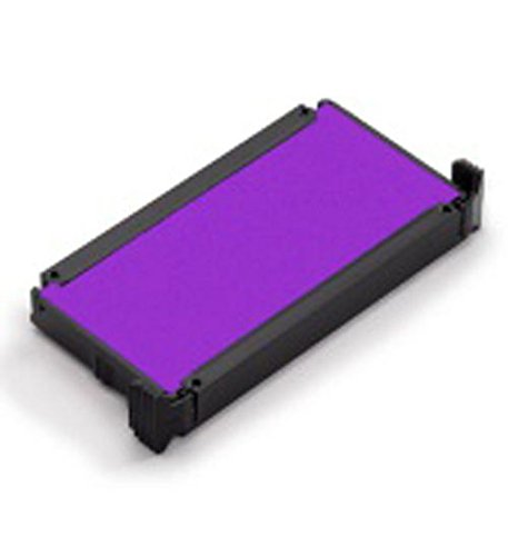 Stamps By SPC // Ideal/Trodat 4912 Replacement Pad // PURPLE INK // Perfect For All Ideal/Trodat 4912 Self-Inking Stamps! - Extend Stamp Life Or Change Ink Color!
