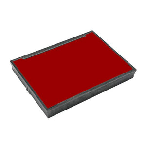 Red Replacement Pad S-829-7 for The Shiny S-829 & S-829D Self-Inking Stamps