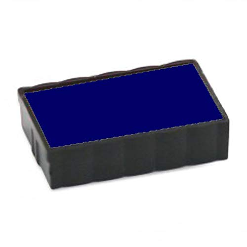 2000 Plus Replacement Ink Pad for Printer P10, Blue