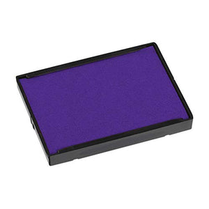 4927, 4727 Replacement Pads for Trodat and Ideal Self-inking Stamps (Violet)