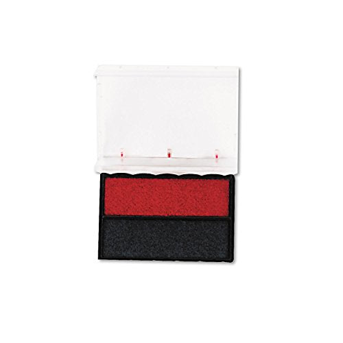 Replacement Pad For All 4850 Printy Daters Blue Red