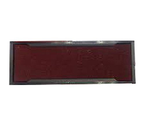 Red Replacement Pad S-311-7 for the Shiny S-310, S-312, S-313, S-314 Self-inking Stamps