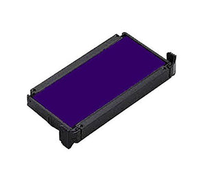 Stamps By SPC // Ideal/Trodat 4910 Replacement Pad // PURPLE INK // Perfect For All Ideal/Trodat 4910 Self-Inking Stamps! - Extend Stamp Life Or Change Ink Color!